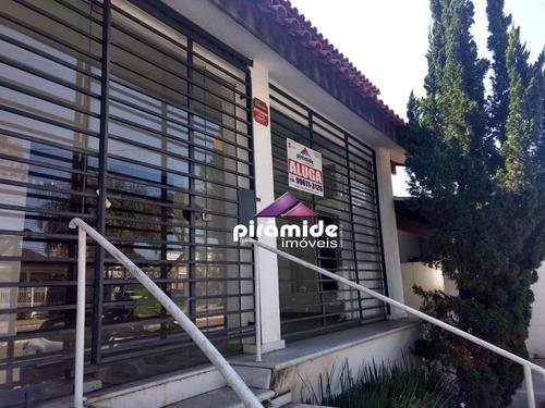 Casa Com 4 Dormitórios Para Alugar, 360 M² Por R$ 6.500,00/mês - Jardim Esplanada - São José Dos Campos/sp - Ca5547