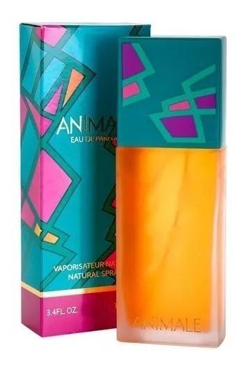 Perfume Animale Feminino 50ml Edp - Original/nf