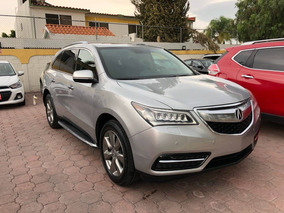 Acura Mdx 3.7 Awd At Plata 2014 Hangar