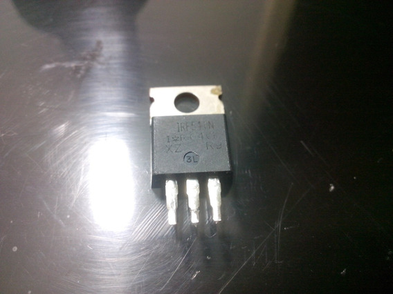 Mosfet Canal N Irf540n 100v 33a
