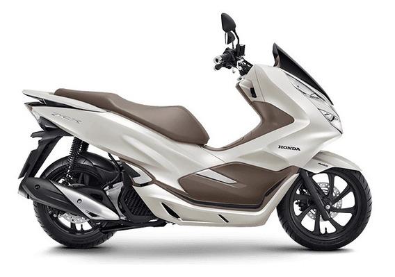 Honda Pcx Dlx 2019