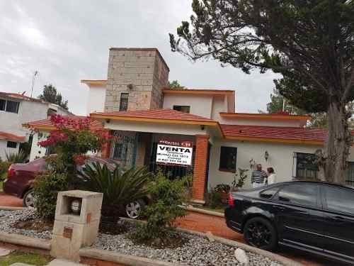 Espectacular Casa En Venta O Renta Amueblada En Tequisquiapan