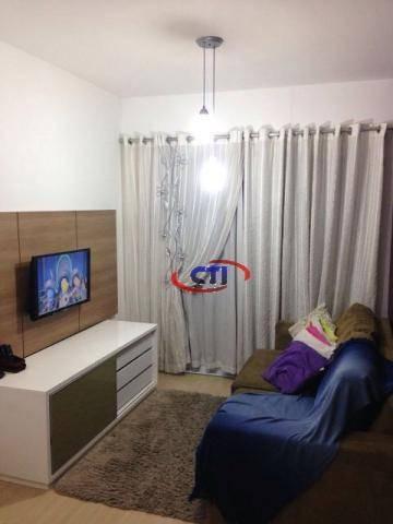 Imagem 1 de 20 de Apartamento  À Venda, Vila Valparaíso, Santo André. - Ap1725