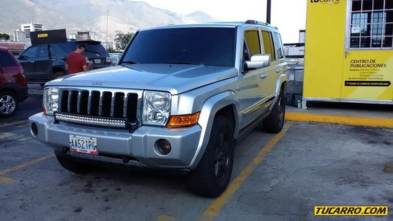 Jeep Commander Secuecial