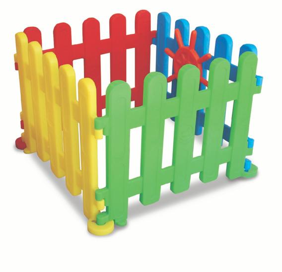 Cercadinho Tradicional Com 4 Peças - Freso Brinquedos