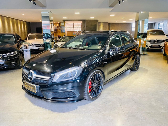 Mercedes-benz A 45 Amg 2.0 16v Turbo Gasolina 4p