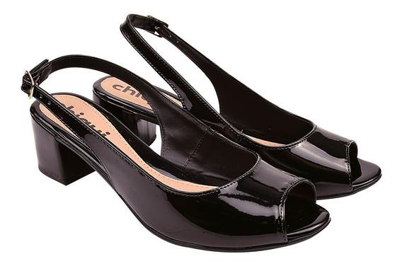 Scarpin Sapato Feminina Chiquiteira Chiqui/27031
