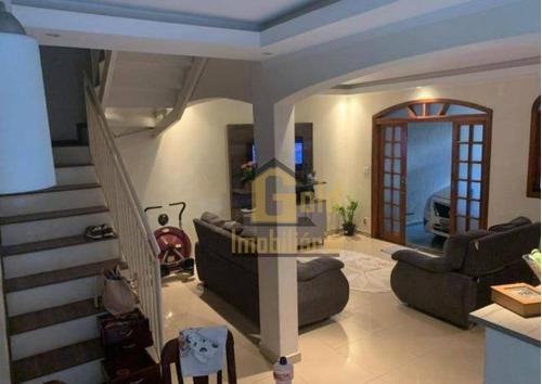 Imagem 1 de 13 de Casa Com 3 Dormitórios À Venda, 128 M² Por R$ 448.000,00 - Planalto Verde - Ribeirão Preto/sp - Ca0232