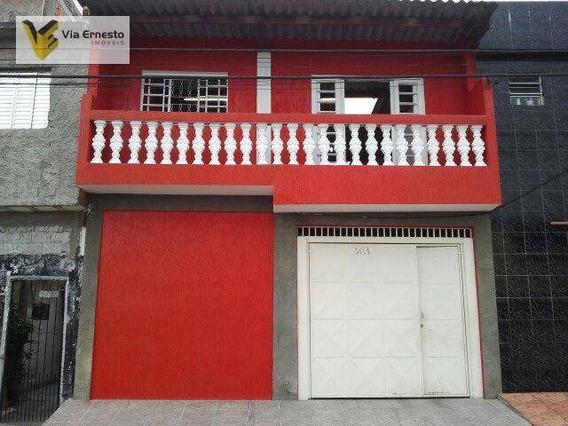 Casa Residencial À Venda, Jardim São Bento Novo, São Paulo. - Ca0258