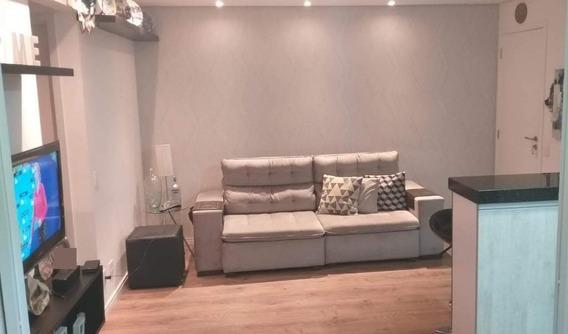 Apartamento Com 2 Dormitórios À Venda, 59 M² Por R$ 330.000 - Gopoúva - Guarulhos/sp - Cód. Ap6944 - Ap6944