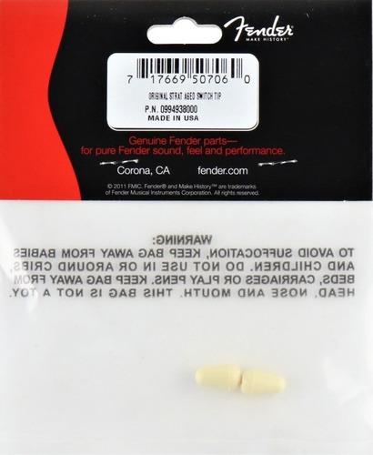 Perilla Para Llave Selectora Fender Aged White 099-4938-000