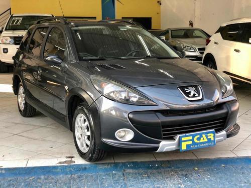 Imagem 1 de 13 de Peugeot 207 Sw Scapade 1.6 2010 Mecanica,otimo Estado