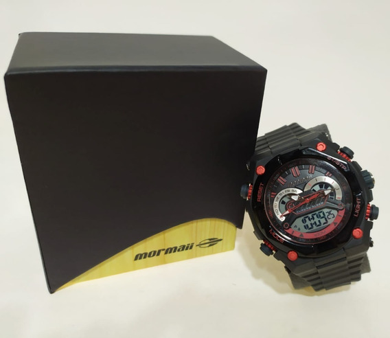Relógio Masculino Mormaii Yp1570/8r