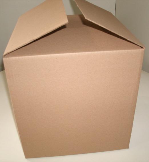 Caixa Papelão Grande P/ Mudança 50 X 50 X 30 Kit C/8 Unid.