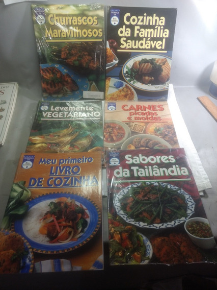 Revistas Segredos Da Boa Cozinha Sabores Da Tailandia + 5