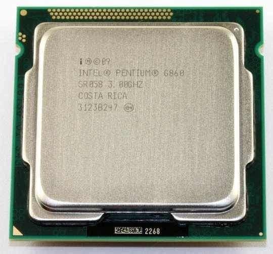 Processador 1155 Pentium G860 3,00ghz