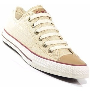 Converse All Star - Linen Ox - Lino Baja - New Konas
