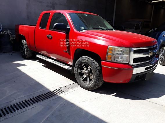 Chevrolet Silverado 2010 Ls Cab/med Enga $ 39,000