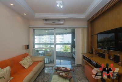 Apartamento 4´suítes , Módulo 7 - Riviera De São Lourenço. - Ap2134