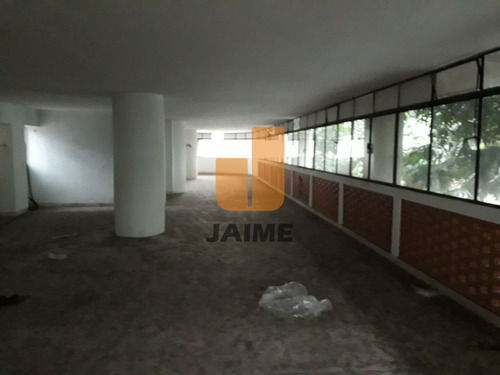 Salão Vão Livre, Sobreloja Em Localização Privilegiada Na Av. Paulista. - Ja11182