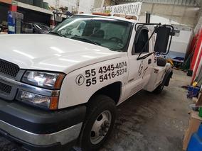 Chevrolet 3500 Grua De Arrastre