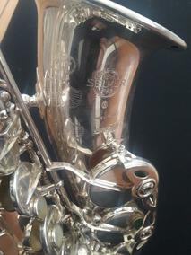 Saxo Saxofon Alto, Profesional Selmer.