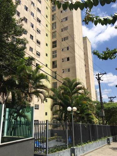 Imagem 1 de 18 de Apartamento Com 02 Dormitórios E 62 M² | Vila Moraes , São Paulo | Sp - Ap514174v