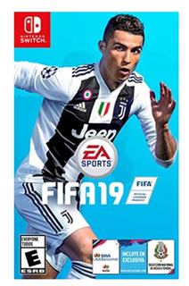 Juego Nintendo Switch Fifa 19 Standard Edition