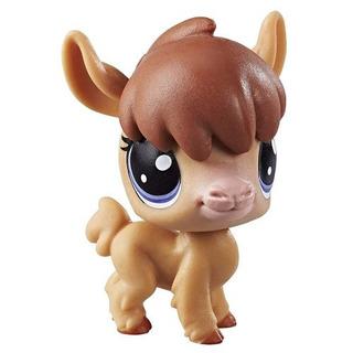 Littlest Pet Shop Single Pet Alpaca Aaa