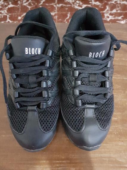 Zapatillas De Danza Jazz Bloch
