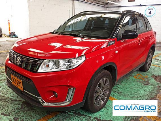 Suzuki Vitara Live Gl 1.6 4x2 Aut 2020 Jkz281