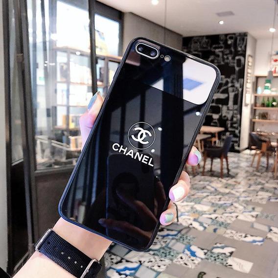 Capa Para Telefone Chanel Icon Para Iphone6/6s, 6/6s Plus, 7