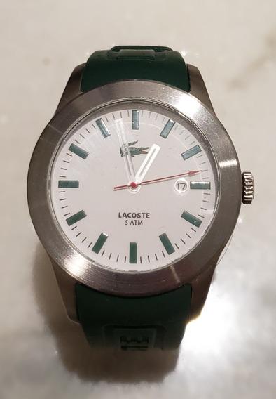 Relógio Lacoste Verde Unisex Lc.11.1.14.0085