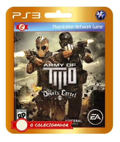 Army Of Two The Devils Cartel Em Oferta!