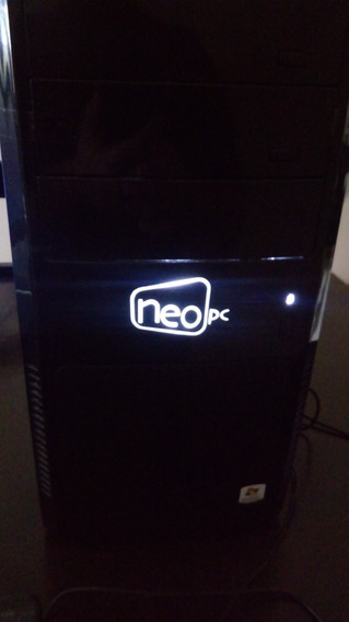 Desktop Core 2 Duo E4600 2.40ghz, 2gb Memória E 80 Hd
