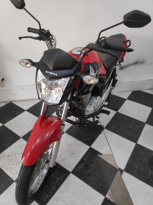 Honda Cg 150 Fan Esdi