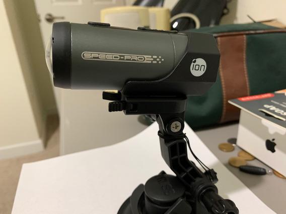 Linda Action Camera Ion, Superior Na Imagem A Gol Pro
