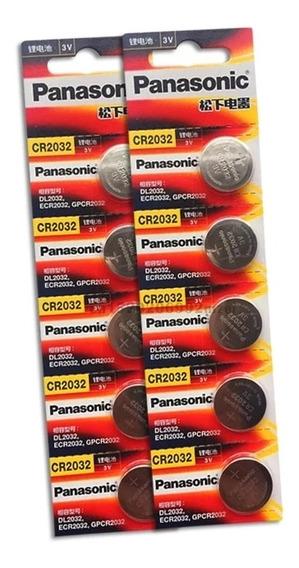 Panasonic Cr-2032 Alarme,controle,relogios Etc