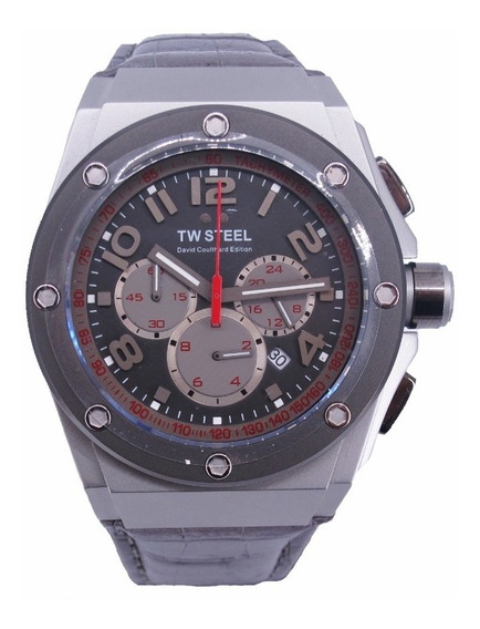 Tw Steel Ceo Tech David Coulthard Chronograph