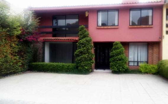 Se Renta Magnífica Casa En Condominio Horizontal Zona Sur