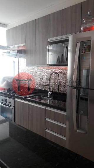 Apartamento Para Morar Em Vila Lourdes - 4562