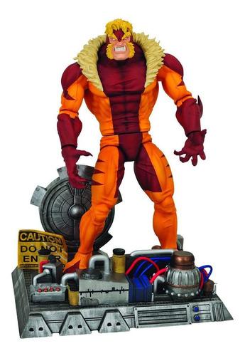 Dentes De Sabre - Sabretooth - Marvel Select - Diamond Toys