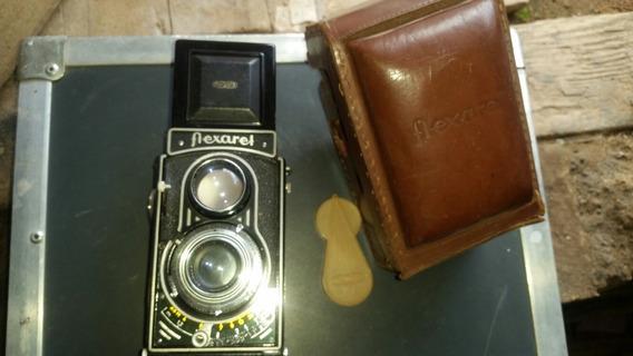 Máquina Fotográfica Flexarel Antiga