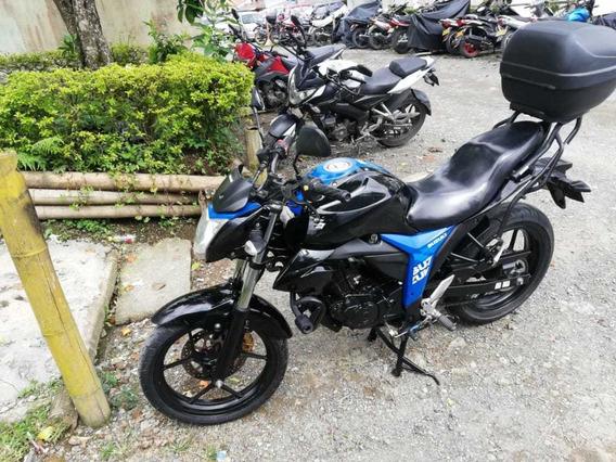 Moto Gixxer 154 Mod 2017