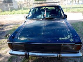 Dodge 1500 Rural 1980 1.8 Con Gnc 2do Dueño Real En (moreno)