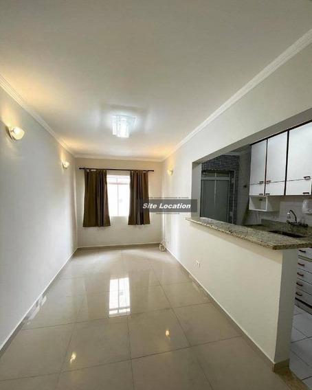 96405* Excelente Apartamento Com 1 Dormitório - Ap3419