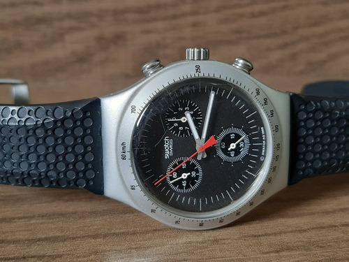 Relógio Swatch Irony Chronógrafo G 1998 Ycs1007