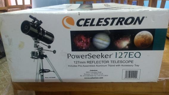 Telescópio Celestron 127mm