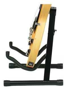 Base Metálica Para Guitarra O Bajo