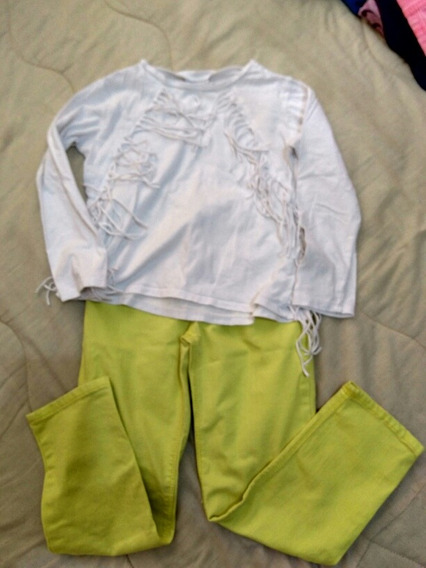 Pantalon Oshkosh Niña Talla 7